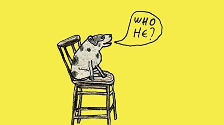 Who He?- Ian Carr
