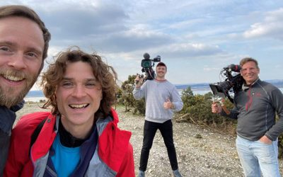 Dorset duo Ninebarrow to appear on BBC-1's Countryfile this Sunday