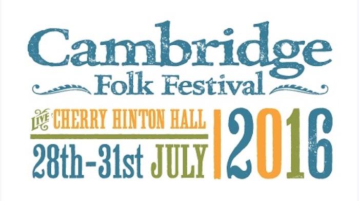 Cambridge Folk Fest – The Den lineup