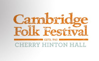 Cambridge Folk Festival 2021 Cancelled