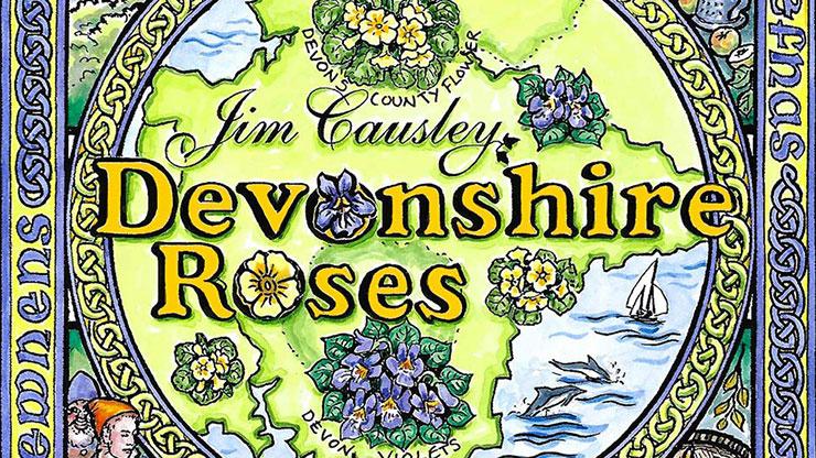 Devonshire Roses Jim Causley