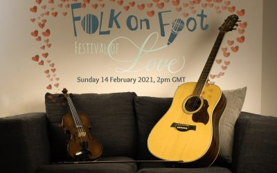 Folk on Foot Signs Top Artists for Valentines 'Festival of LOVE'