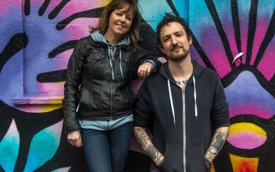 Emily Barker and Frank Turner Release New Single 'Bound For Home'