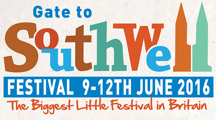 Gate to Southwell Festival 2016