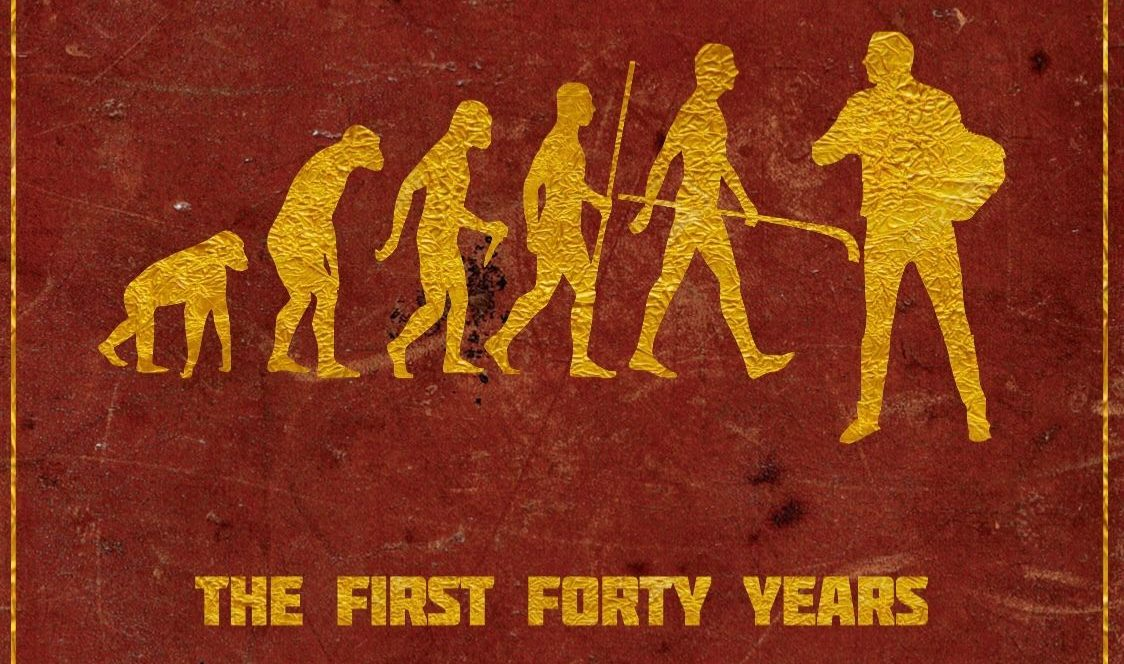 New Tunebook from Gary Innes – The First Forty Years