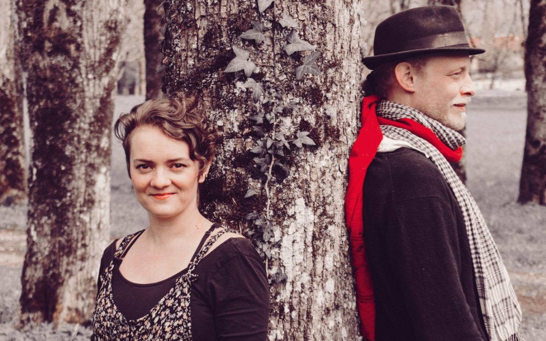Hannah James and Toby Kuhn 2021 Album Launch and UK Tour