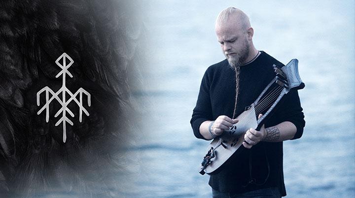 Wardruna release Kvitravn album title track video