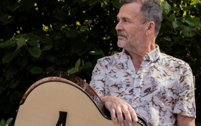 Martin Simpson – Home Recordings, The Bramble Briar and Autumn Tour Dates