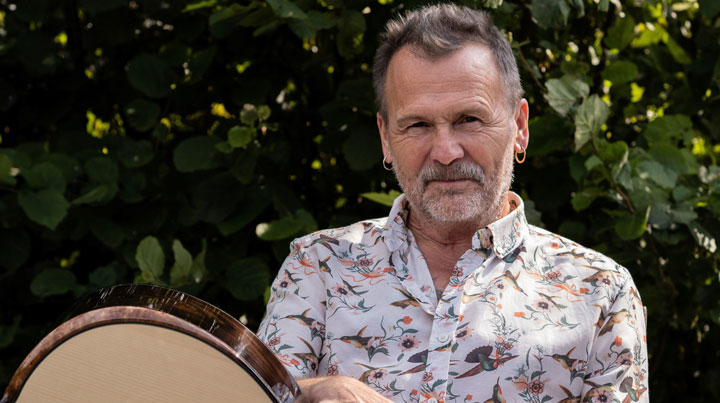 Martin Simpson – New album 'Home Recordings' out Nov 13