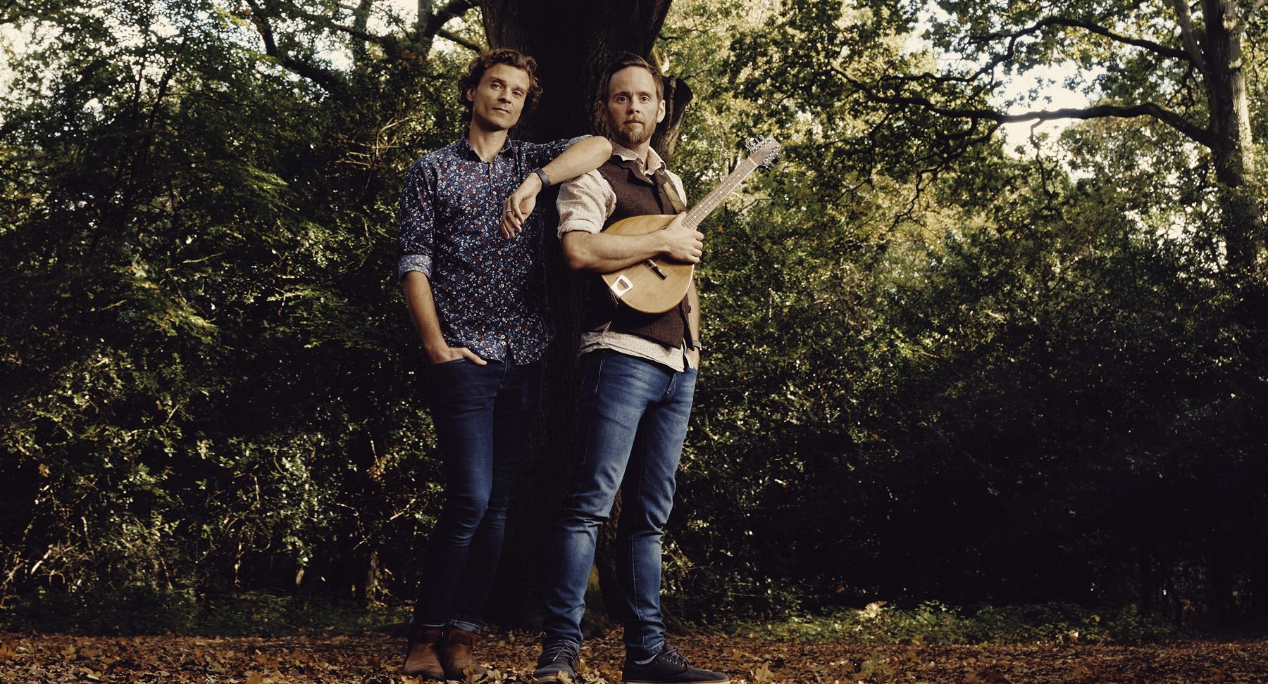 Dorset Duo Address their Carbon Footprint with 'Ninebarrow Woodland' as they Launch New Album