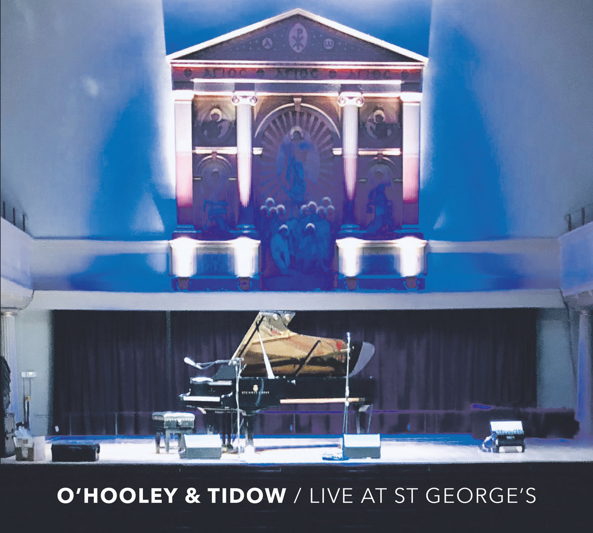 Live At St. George's – O'Hooley & Tidow.