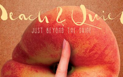 Just Beyond The Shine – Peach and Quiet