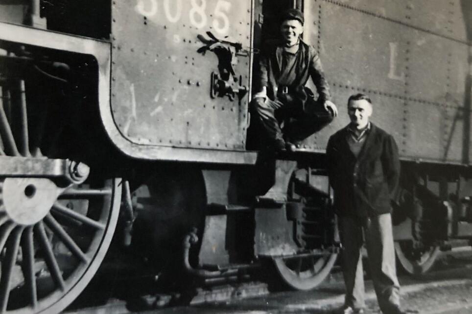 New Album from Hamish Napier  –  THE RAILWAY
