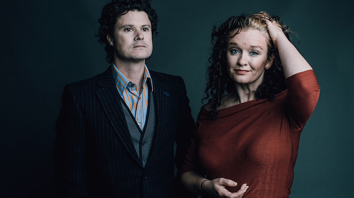 Kathryn Roberts and Sean Lakeman tour dates for 2017