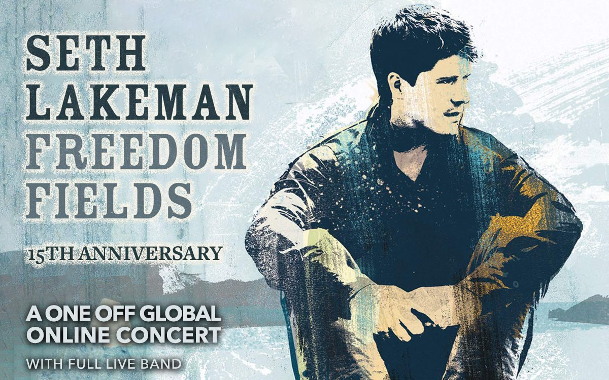 Seth Lakeman Freedom Fields 15th Anniversary Online Concert