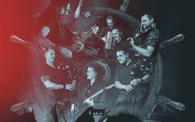 All Aboard for Special Skerryvore Livestream from Edinburgh's Exclusive Floating Hotel Fingal