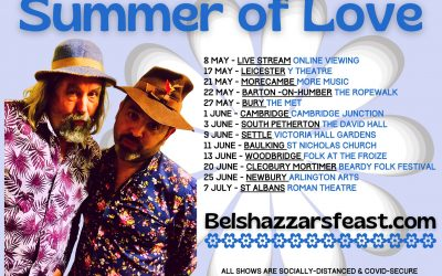 Belshazzar's Feast 'Summer of Love' Tour 2021