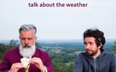 Talk About The Weather – Serious Child & Andy Ruddy.