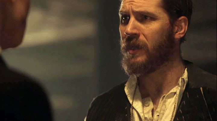 Tom Hardy's Taboo rounds out cast