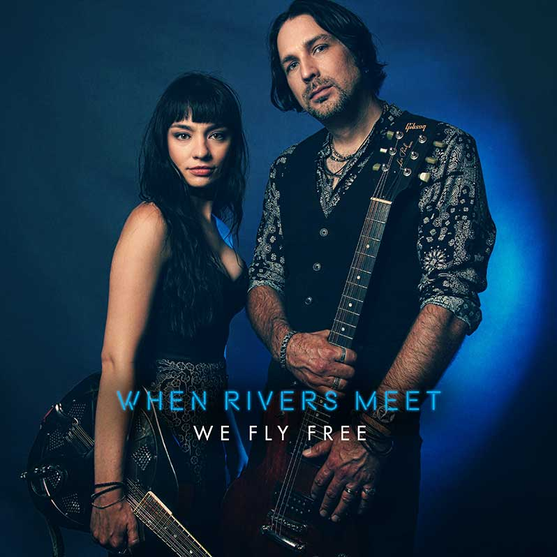 We Fly Free – When Rivers Meet