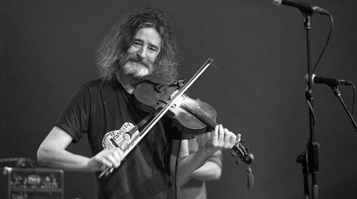 Fiddlesticks! An appreciation of Angus R Grant fiddler of Shooglenifty (1967- 2016.)