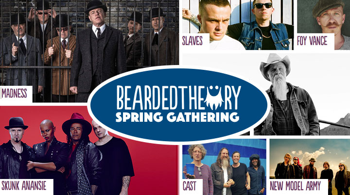 10 years of Bearded Theory – Exclusive Interview