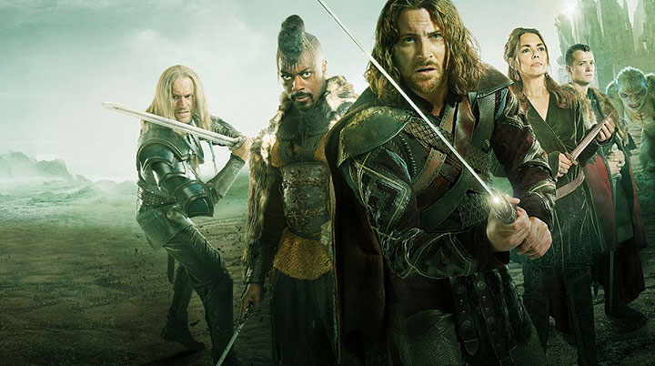 Beowulf: Return to the Shieldlands – first look