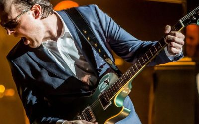 Joe Bonamassa announces one-night only livestream event