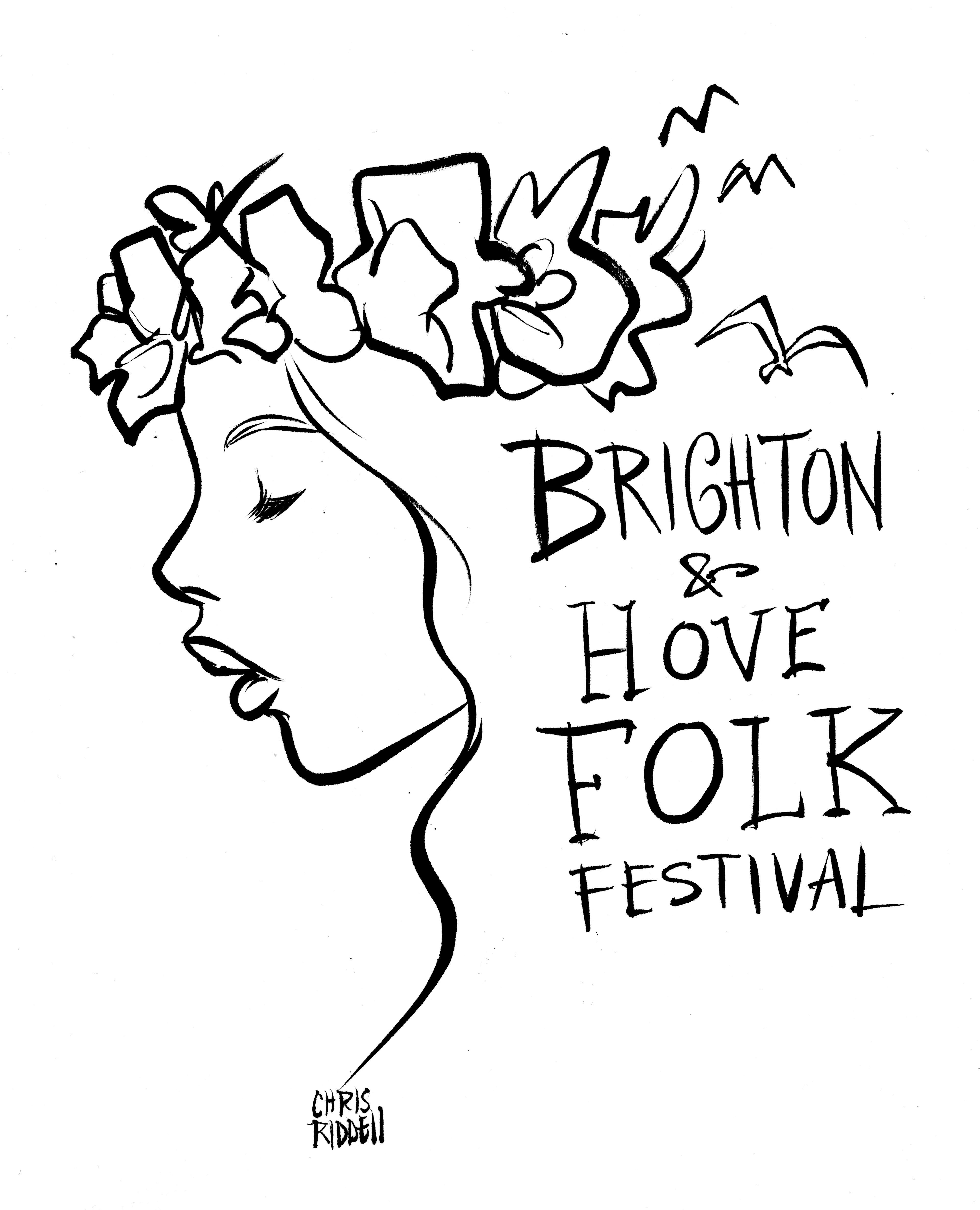 Brighton and Hove Folk Festival Announced