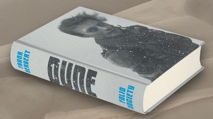 Dune 50th anniversay folio society edition