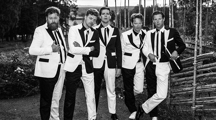 The Hives to headline Friday night at Beautiful Days 2018