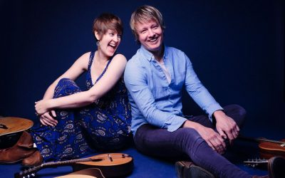 Suffolk Duo Honey and The Bear Cast off on Journey Through The Roke