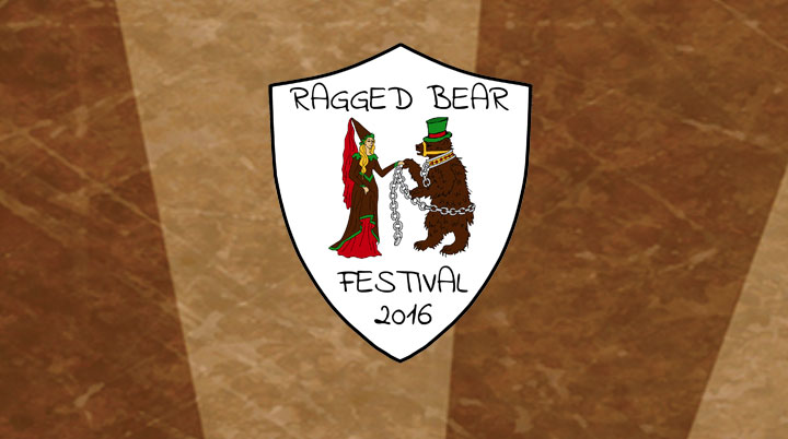 Two free tickets to Ragged Bear Festival