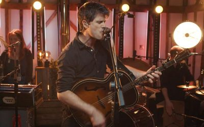 Seth Lakeman live session, celebrating 15 years of Freedom Fields