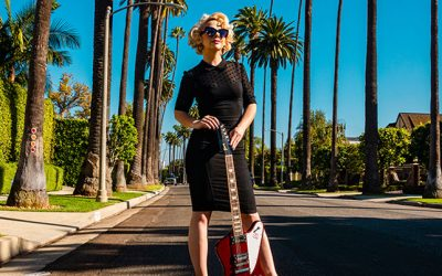 Samantha Fish – Rescheduled UK Tour For Jan / Feb 2022