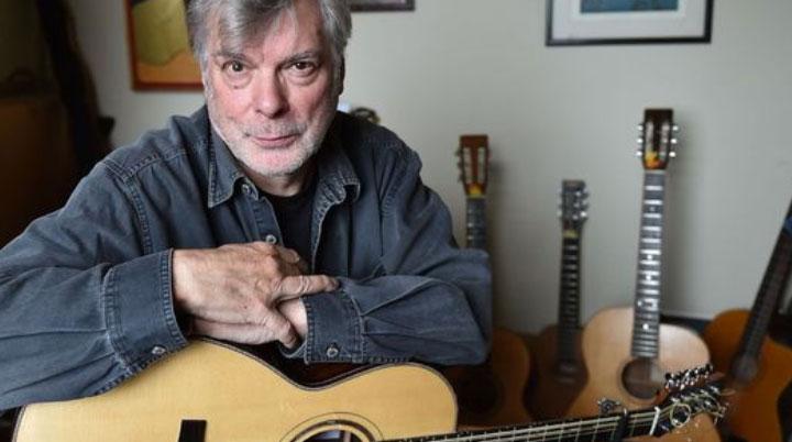 Steve Tilston releases solo. acoustic, retrospective album 'Distant Days'