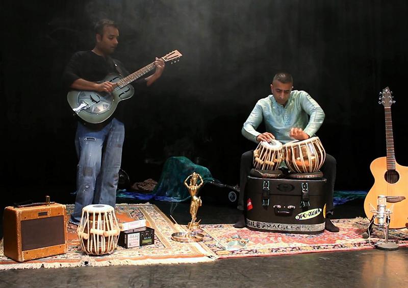 away srivastav performing