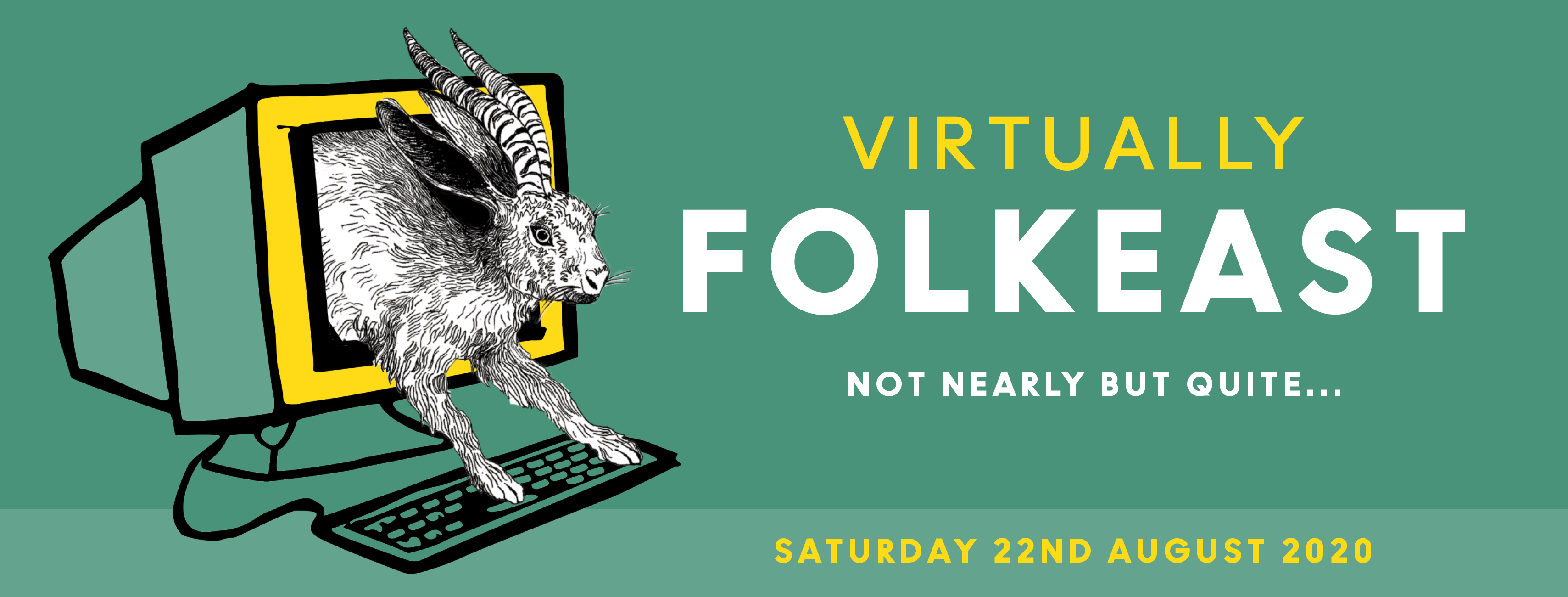 FolkEast Fixes It! The Show Goes On – Virtually!!