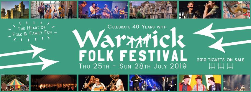 Warwick Folk Festival celebrates 40 years