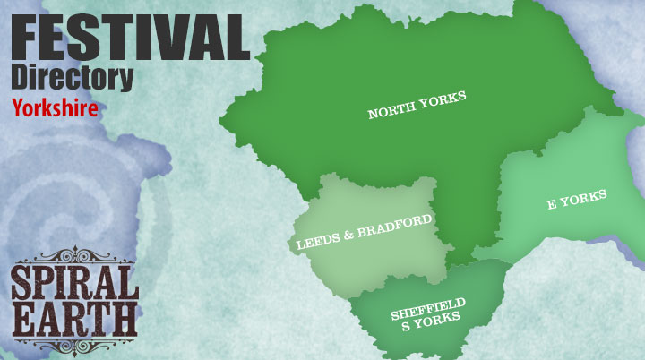 festival listings for yorkshire