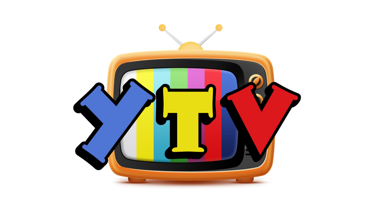 YTV – the Young'uns new LIVE TV show !!